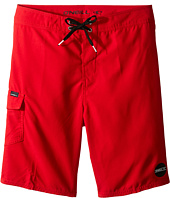 O'Neill Kids - Santa Cruz Solid Boardshorts (Big Kids)