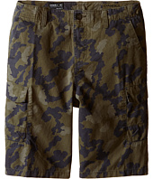 O'Neill Kids - Black Hawk Cargo Shorts (Big Kids)