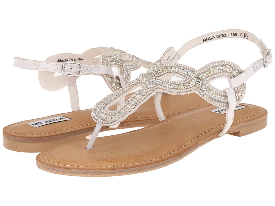 Not Rated Cypress White Womens Sandals