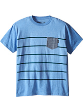O'Neill Kids - Vals Short Sleeve Screens Tee (Big Kids)