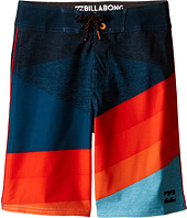 Billabong Kids - Slice X Boardshorts (Big Kids)