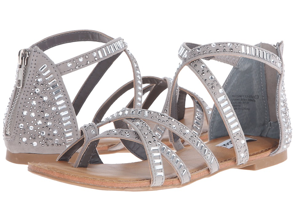 Not Rated Coastin Grey Womens Sandals