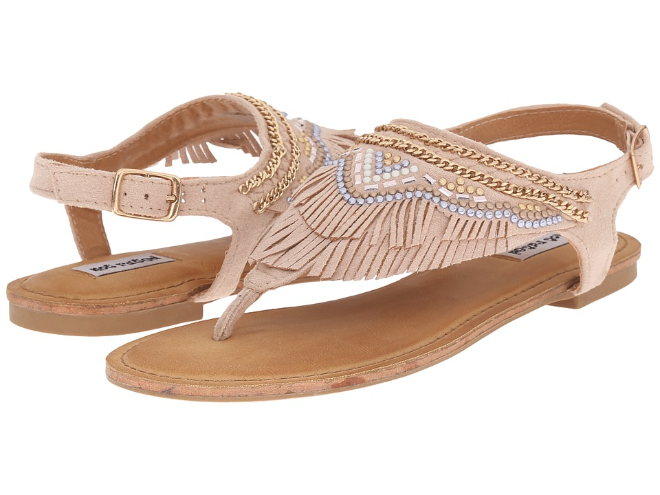 Not Rated Zion Blush Womens Sandals
