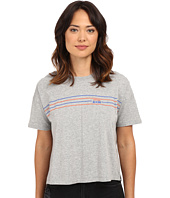 Converse - Famous 4 Chest Stripe V-Neck Tee