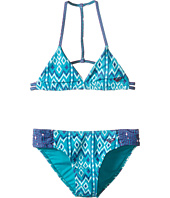 Roxy Kids - Gypsy Strappy Reversible Tri Set (Big Kids)