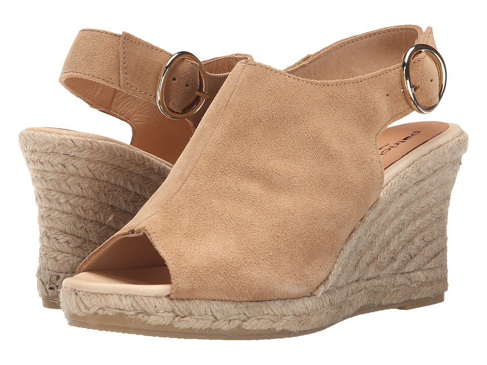 Patricia Green Belle Camel Womens Slippers