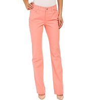NYDJ - Marilyn Straight in Peached Twill