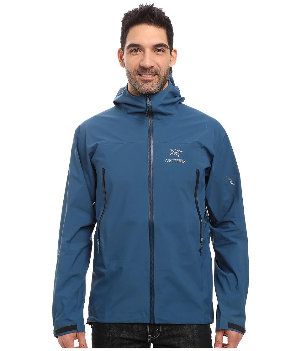 Arc'Teryx Zeta AR Jacket (Legion Blue) Men's Coat