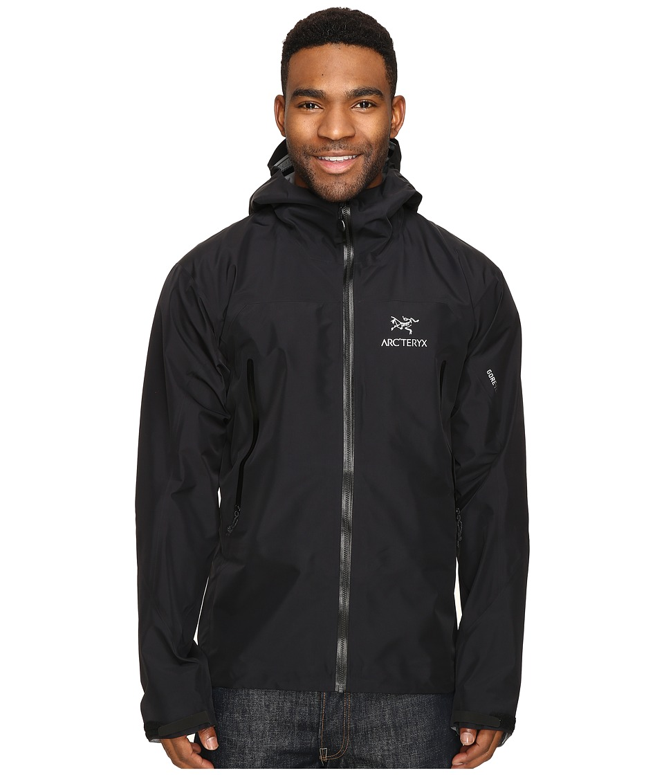 Arc'Teryx Zeta LT Jacket (Black) Men's Coat