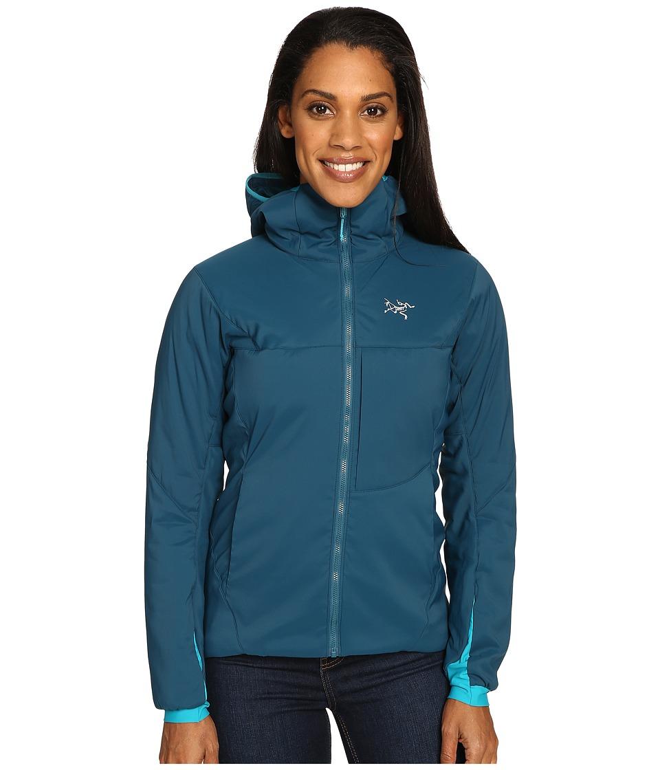Arc'Teryx Proton LT Hoodie (Oceanus) Women's Sweatshirt