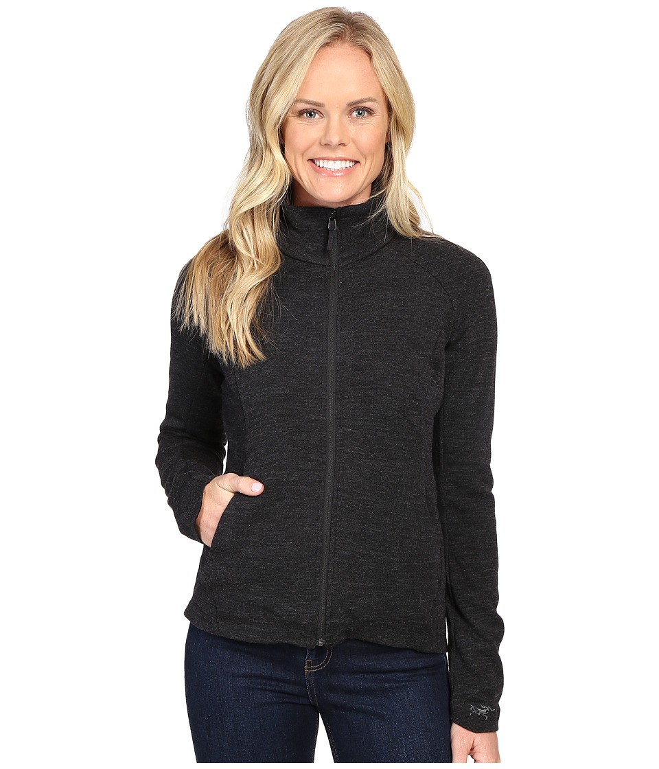 Arc'Teryx A2B Vinta Jacket (Black) Women's Coat