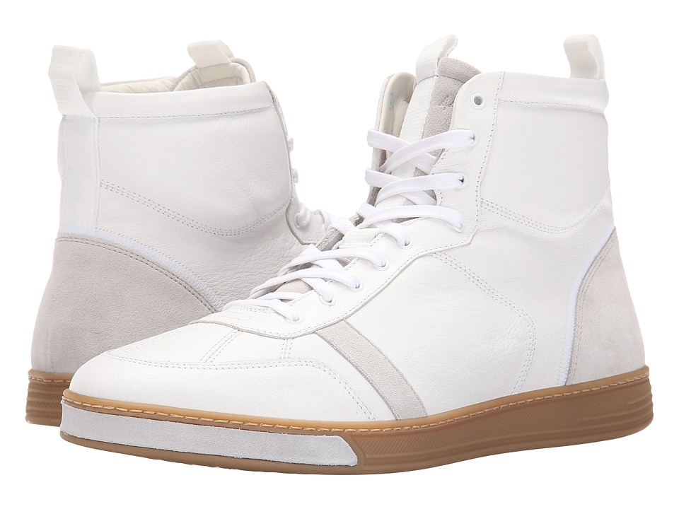 rag amp bone Flynn High White Mens Shoes