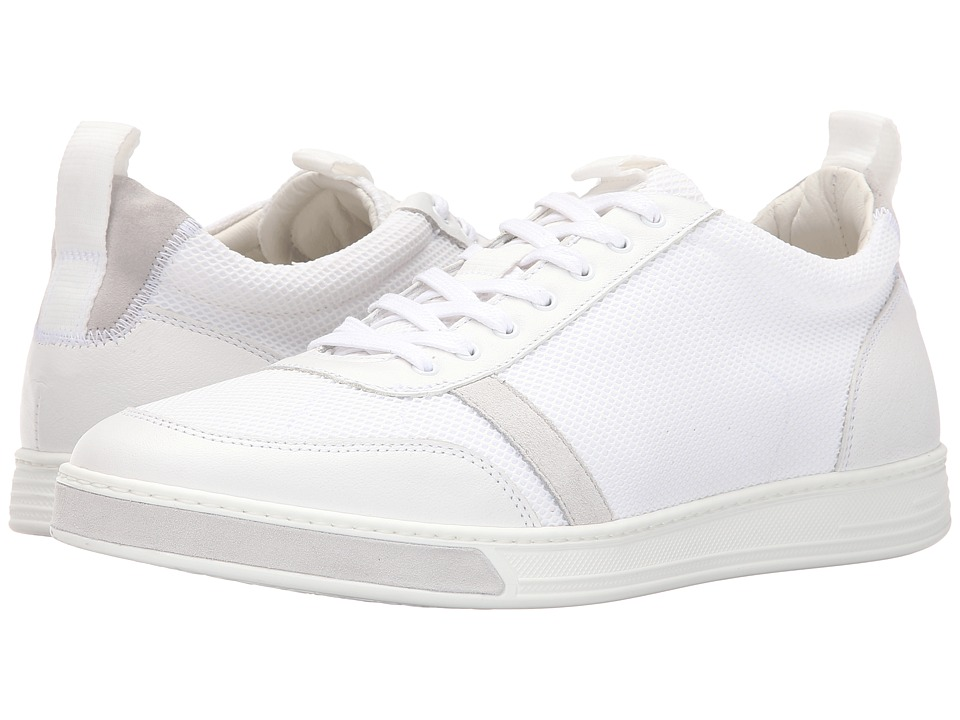 rag amp bone Flynn Low White/Grey Mens Shoes