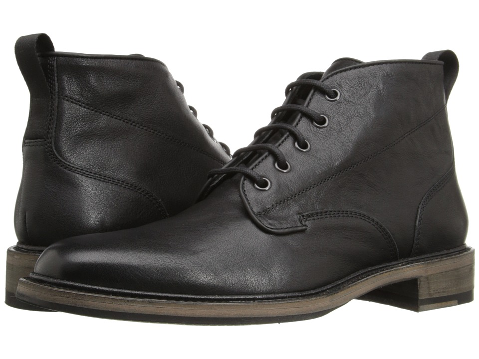 rag & bone - Spencer Chukka (Black) Mens Boots