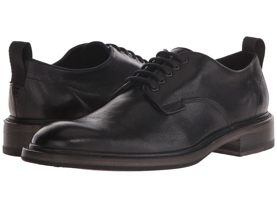 rag amp bone Spencer Derby Black Mens Shoes
