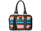 STS Ranchwear The Contessa Serape Doctor Bag (Blue/Multi Serape Blanket)