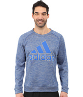 adidas - Team Issue Fleece Appliqué Logo Crew