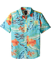 Volcom Kids - Loui Lo Short Sleeve Shirt (Big Kids)