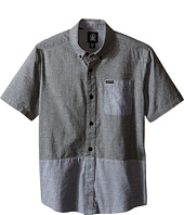 Volcom Kids - Holstein Short Sleeve Shirt (Big Kids)