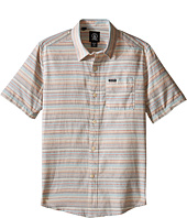 Volcom Kids - Ledfield Short Sleeve Shirt (Big Kids)