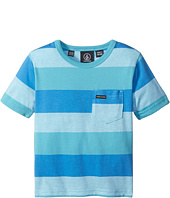 Volcom Kids - Gridley Crew Short Sleeve Shirt (Toddler/Little Kids)