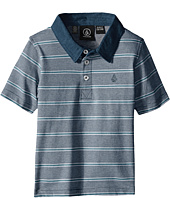 Volcom Kids - Wowzer Stripe Polo (Big Kids)