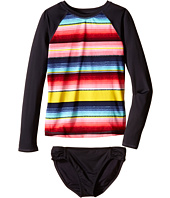 Billabong Kids - Fiesta Fun Rashguard Set (Little Kids/Big Kids)