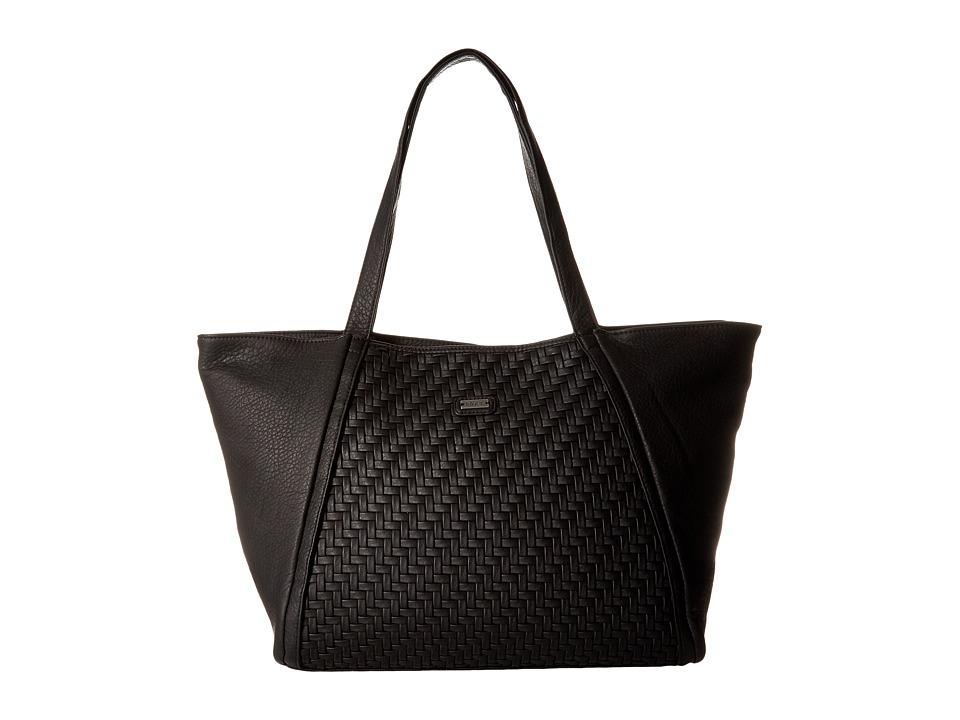 Roxy Island Dream Tote Bag True Black Tote Handbags