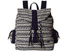 Roxy Delhi Backpack (Wave Jacquard Combo/Sand Piper)