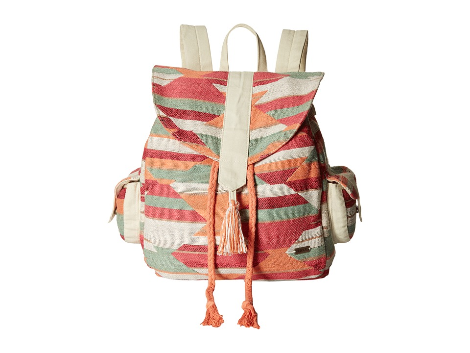 Roxy Delhi Backpack Ax Desert Point Geo Combo/Sand Piper Backpack Bags