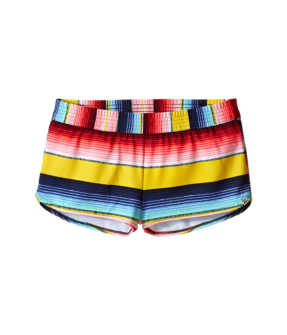 Billabong Kids Fiesta Fun Volley Shorts Little Kids/Big Kids Multi Girls Swimwear