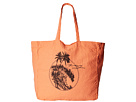 Roxy Need It Now Beach Tote (Sunkissed Coral)
