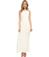 Laundry by Shelli Segal - Jersey T-Back Beaded Gown
