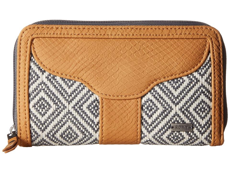 Roxy - Stolen Dance Wallet (Dark Midnight) Wallet Handbags