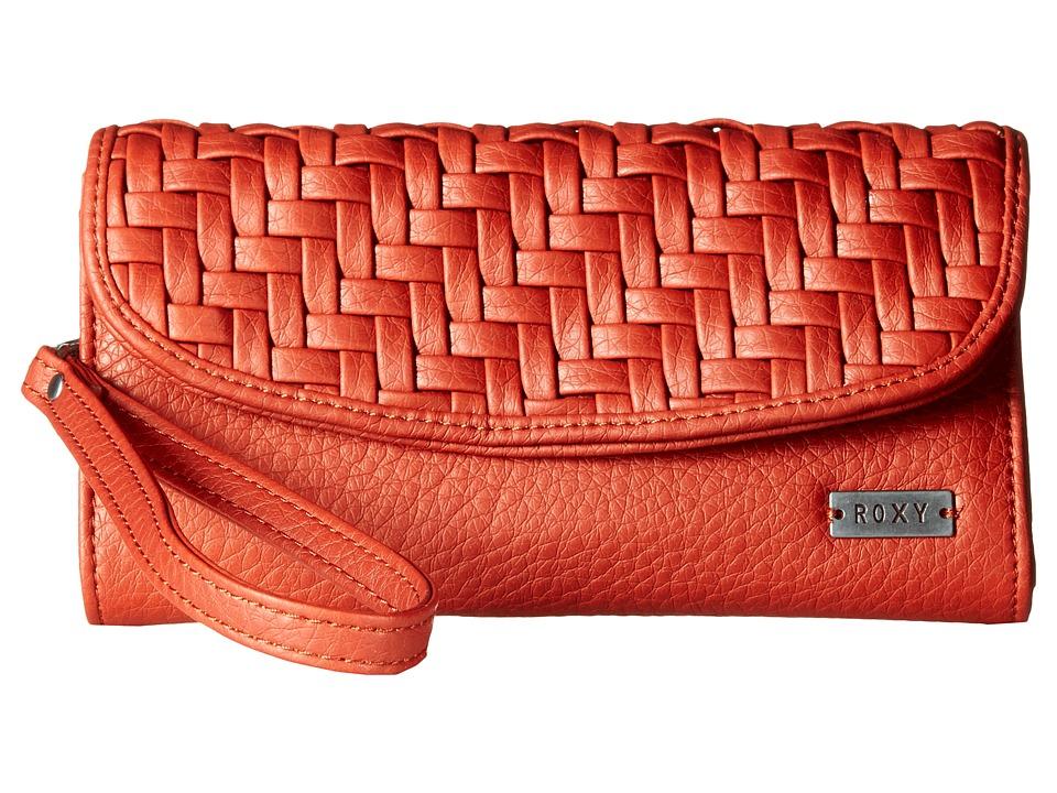 Roxy - Playa Blanca Wallet (Chilli) Wallet Handbags