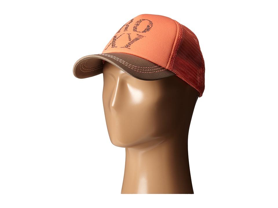 Roxy Truckin Cap Desert Flower Baseball Caps