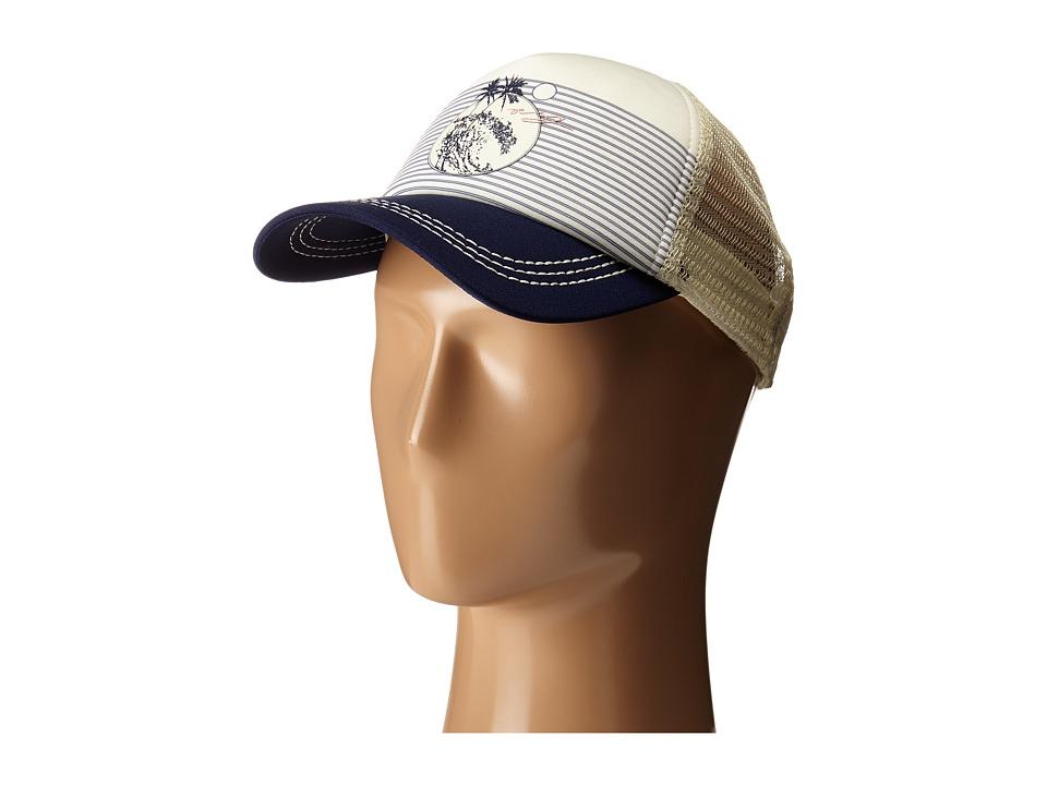 Roxy Truckin Cap Sand Piper Baseball Caps