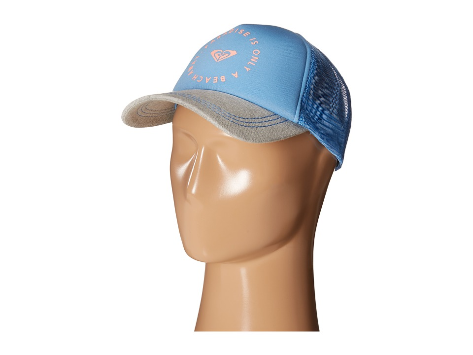 Roxy Truckin Cap Morning Sky Baseball Caps