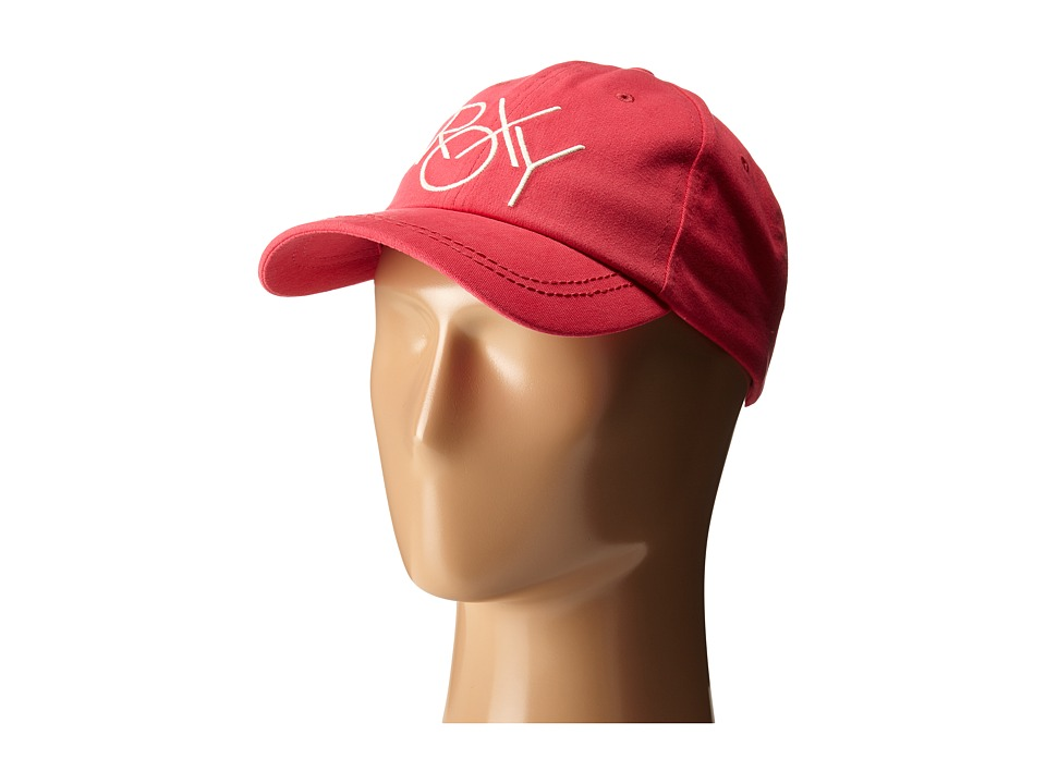 Roxy Extra Innings Cap Tomato Red Baseball Caps