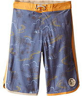 O'Neill Kids - Retrofreak Hook Boardshorts (Little Kids)