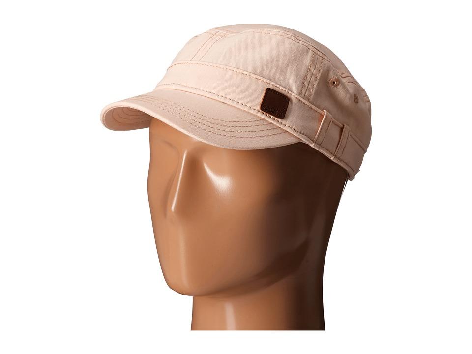Roxy Castro Cap Pale Peach Baseball Caps