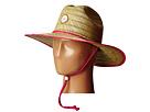 Roxy Tomboy Straw Sun Hat (Cherry)