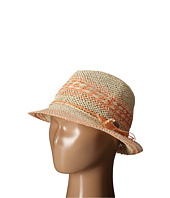 Roxy - Big Swell Straw Fedora Hat