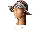 Roxy Into The Sun Bucket Hat (Yandi Stripe/Combo Eclipse)