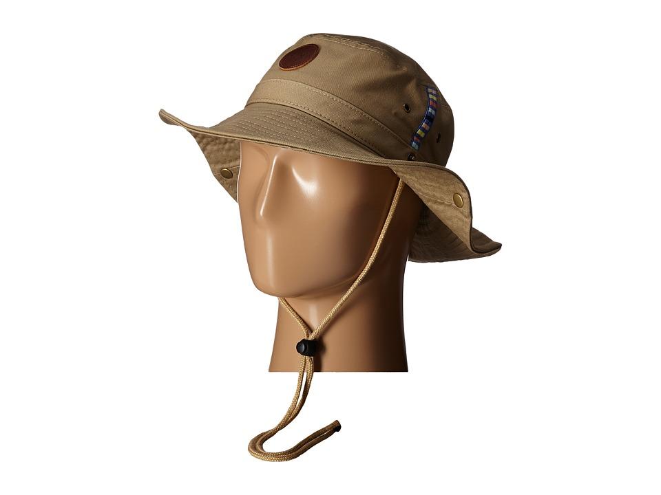Roxy Into The Sun Bucket Hat Warm Sand Traditional Hats