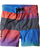 Billabong Kids - Tribong Faded Lo Tides Boardshorts (Toddler/Little Kids)