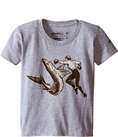 O'Neill Kids - Attack Short Sleeve Screen Tee (Big Kids)