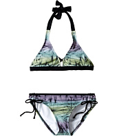 Hurley Kids - Fine Lines Halter Top & Tunnel Bottom (Big Kids)