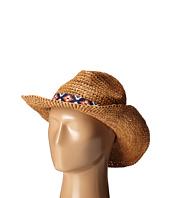 Roxy - Cantina Straw Fedora Hat