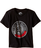 O'Neill Kids - Dimension Short Sleeve Screen Tee (Little Kids/Big Kids)